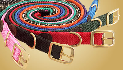 Click here to browse our range of braided & slip collars